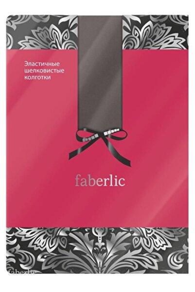 Faberlic Gri Renk Pamuklu Külotlu Çorap S 80032