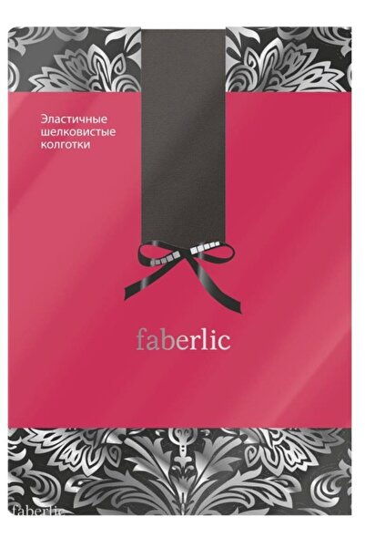 Faberlic Gri Rengi Esnek Külotlu Çorap Xs 80016