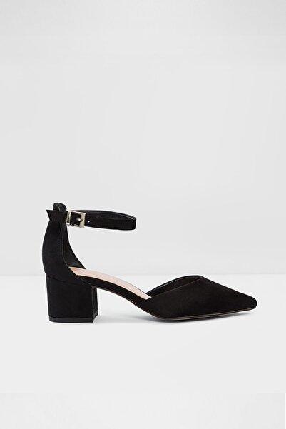 Aldo Zulıan-tr - Siyah Kadın Topuklu Ayakkabı