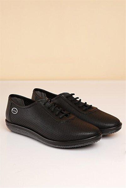 Pierre Cardin Pc-50104 Siyah Kadın Ayakkabı