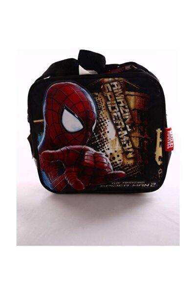 Hakan Çanta Spiderman Beslenme Çantası Gökkuşağı