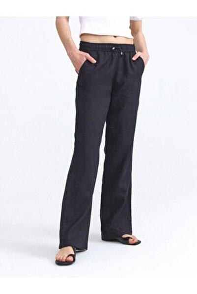 Xınt %100 Keten Rahat Kesim Pantolon
