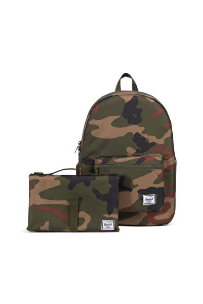 Herschel Supply Co. Herschel Supply Sırt Çantası Settlement Sprout Woodland Camo