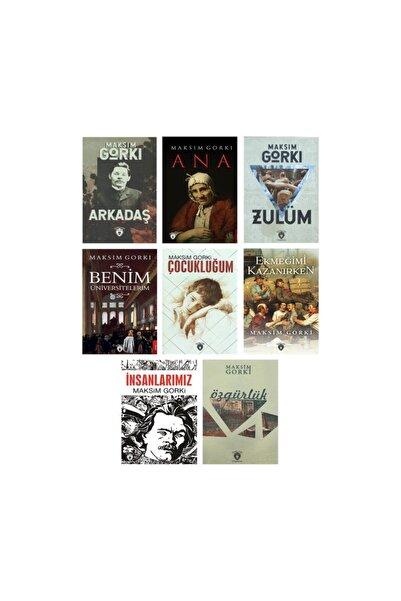 Dorlion Yayınları Maksim Gorki 8 Kitap