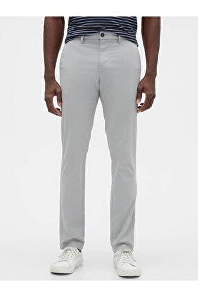 Flex Skinny Fit Khaki Pantolon