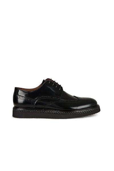 Avva Erkek Siyah Casual Ayakkabı A92y8012