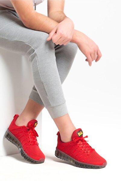 Bulldozer 191453 Kırmızı Erkek Spor Ayakkabı