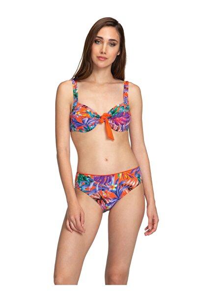 Dagi Oranj Balenli Bikini Takımı