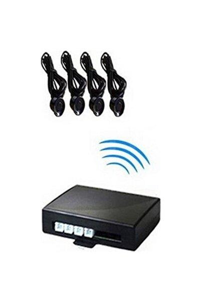 Inwells E20 Sesli Geri Park Sensörü Siyah