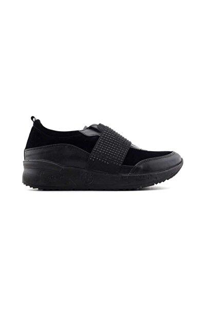 MT M&t 9413 Kadın Günlük Ayakkabı-siyah