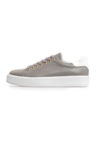 Flower Gri Eva Taban Sneakers