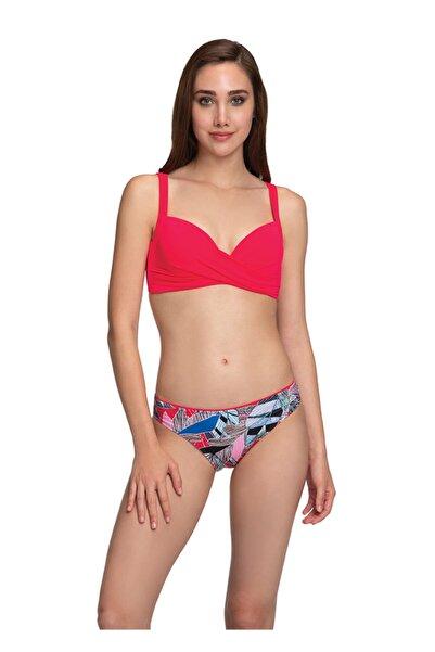 Dagi Fuşya Toparlayıcı Bikini Takımı