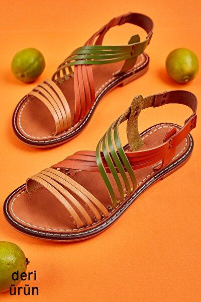 Bambi Multi Kadın Sandalet L0602808803