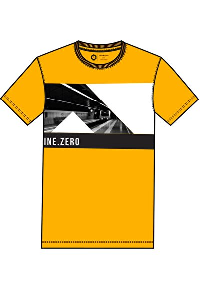 Jack & Jones Bisiklet Yaka T-shirt 12145139 Jcogem