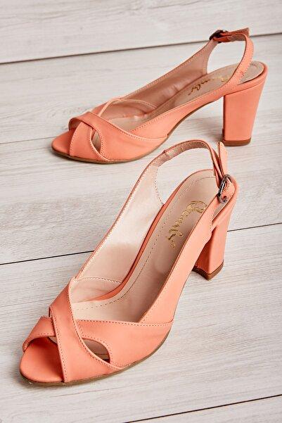 Bambi Yavruagzı Kadın Açık Ayakkabı