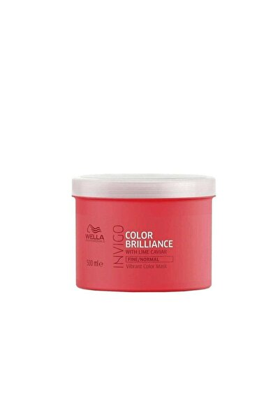 Wella Color Brilliance Saç Maskesi 500 Ml