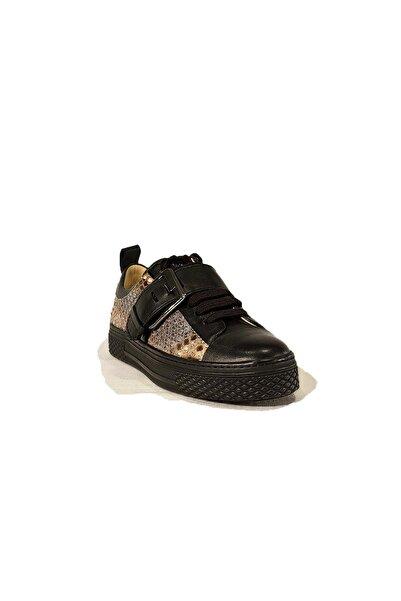 Nursace Hakiki Deri Sneaker Nsc19y-a55764 Lamına