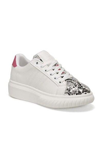 ELENI Beyaz Kadın Sneaker Ayakkabı 100579346