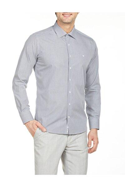Bisse Uzun Kollu Klasik Gömlek
