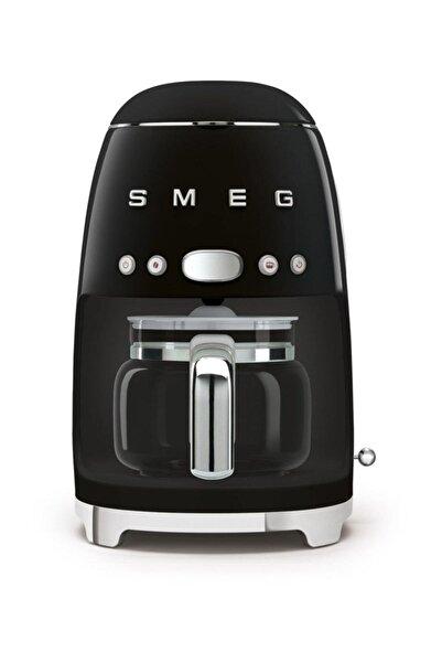 SMEG Dcf02bleu Filtre Kahve Makinesi , 50's Style , Siyah
