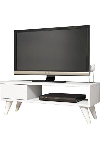 KZY Hayat Tv Sehpası - Beyaz