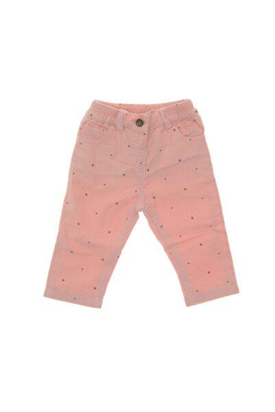Panço Kız Bebek Kadife Pantolon 18221097100