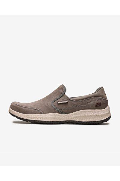 SKECHERS Bursen- Elken 64844 Khk Erkek Haki Günlük Ayakkabı