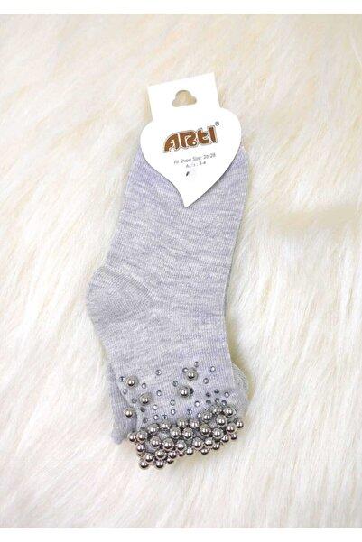 Artı Çorap Boncuklu Çorap