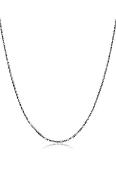 Ventino Silver Gümüş Erkek Zincir Kolye Vek-3010