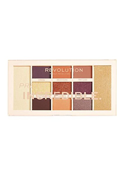 MAKEUP REVOLUTION Revolution Pretty Incredible Palette Limited Edition