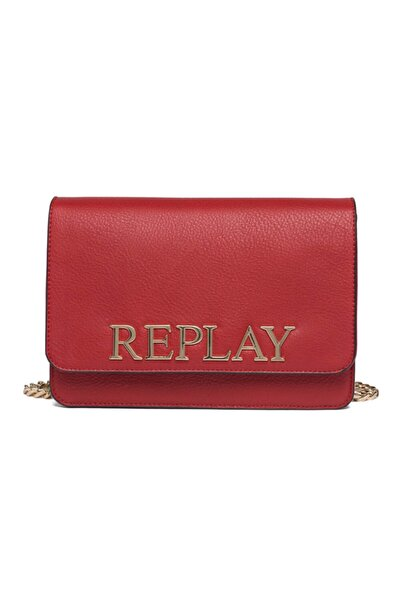 Replay Kadın Kırmızı Çanta