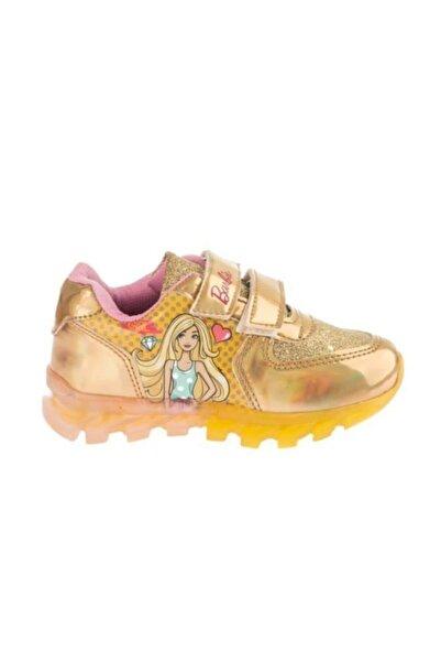 Barbie Kids Lisanslı Barbie Tabanı Işıklı Kız Çocuk Spor Ayakkabı