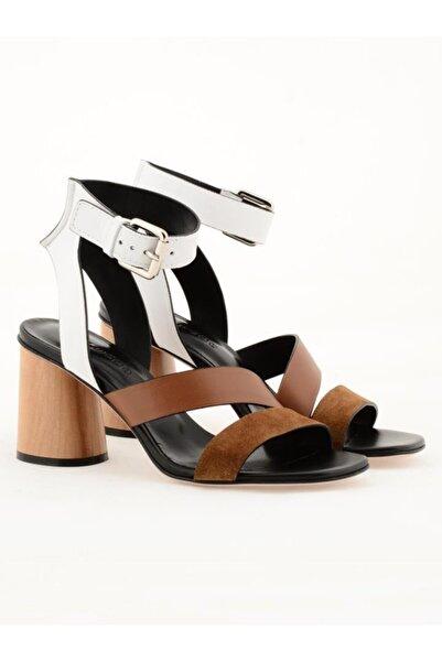 Nursace Hakiki Deri Klasik Topuklu Ayakkabı Nsc19y-a57635
