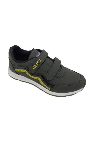 KOCAMAN Ensi 3030 Sneakers Cırtlı Kadın Spor Ayakkabı