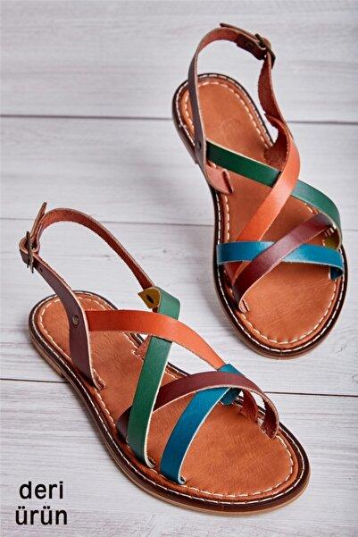 Bambi Multi Kadın Sandalet L0602200003