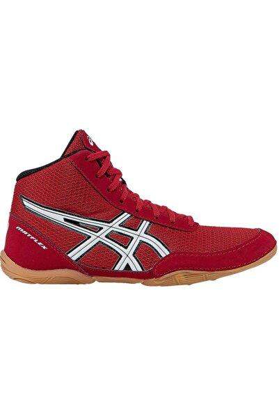 Asics Matflex 5 Güreş Ayakkabısı - J504n - Kırmızı