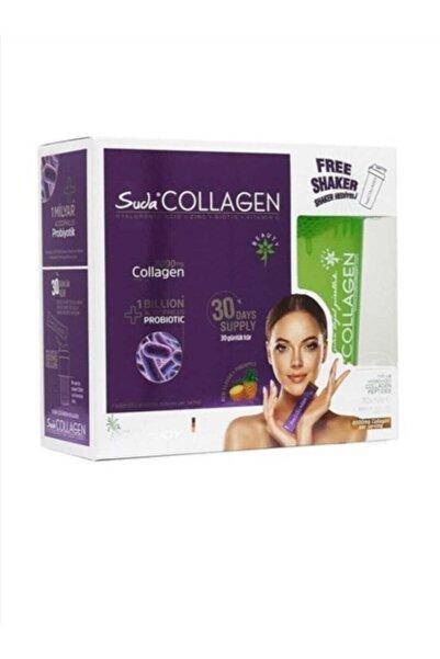 Suda Collagen 10 Gr X 30 Saşe + Shaker Ananas Aromalı
