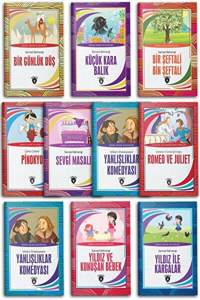 Dorlion Yayınevi Dünya Çocuk Klasikleri (7-12 Yaş) 10 Kitap Set-1