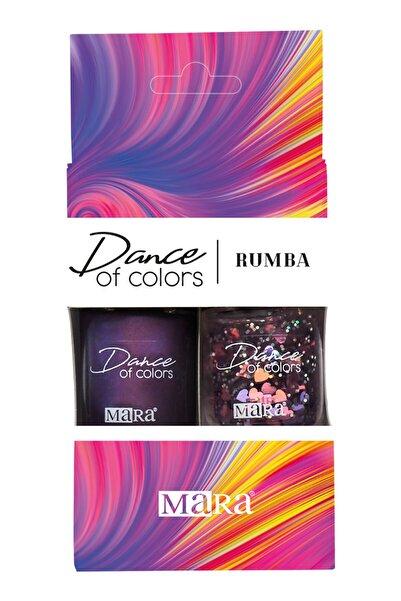 Mara Dance Of Colors 2'li Oje Rumba