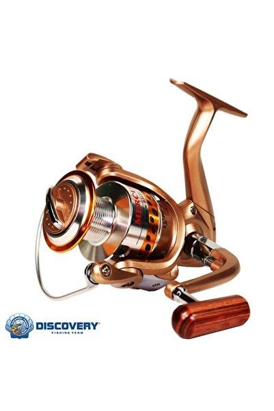 Discovery Dft Mercury Efa 4000 Aluminyum Kafa 5 Bb Spin Olta Makinesi