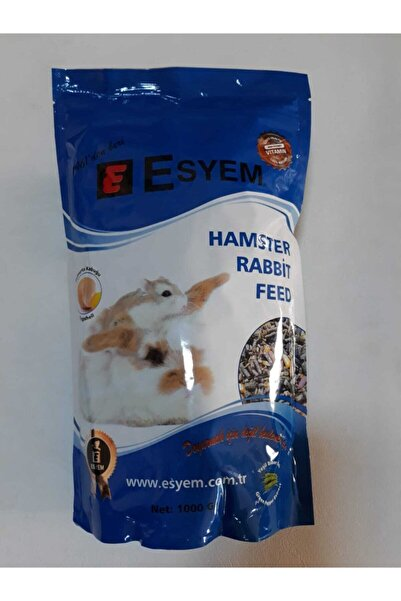 ESYEM PUPA Esyem Tavşan Ve Kemirgen Besleme Yemi 1 Kg