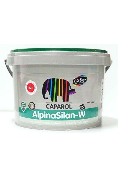 Filli Boya Alpina Silan-W Küf Önleyici Antibakteriyel Tam Silinebilir İç Cephe Boyası 2.5 lt