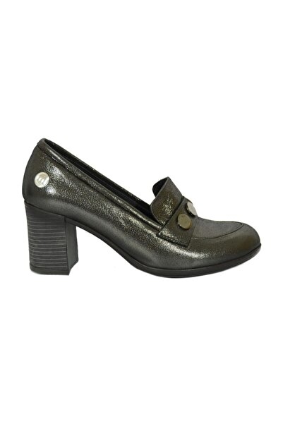Mammamia D19ka-665 Kadın Deri Ayakkabı
