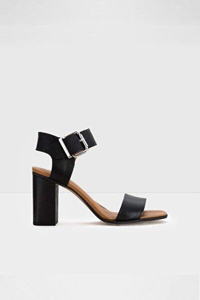 Aldo Vlora-tr - Siyah Kadın Topuklu Sandalet