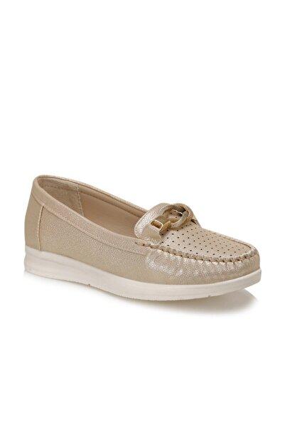 Polaris 161218.Z Altın Kadın Ayakkabı 100512243