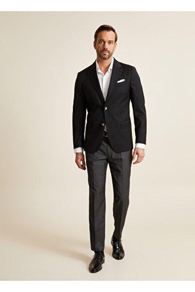 Bisse Regular Fit 6 Drop Platinum Blazer Ceket
