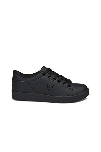 Vicco Oyo Genç Siyah Spor Ayakkabı