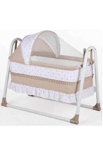 Bebe Mihemababy Bej Tenteli Sallanır K Beşikleri