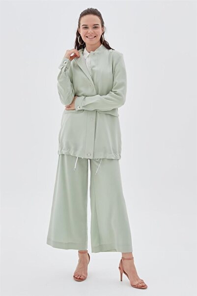 Kayra Ceket-su Yeşili Ka-b20-13048-86
