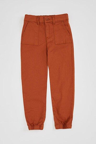 DeFacto Kız Çocuk Cargo Fit Pantolon